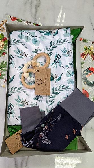 Boîte cadeau eucalyptus evo