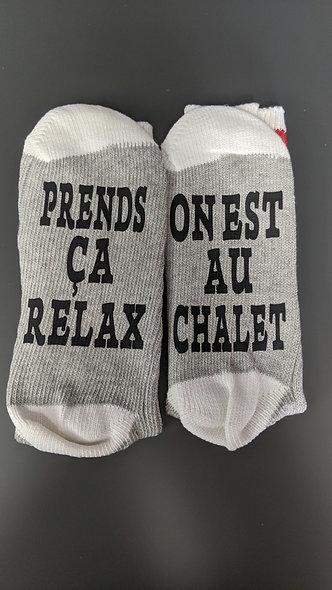 Relax chalet - Femme medium