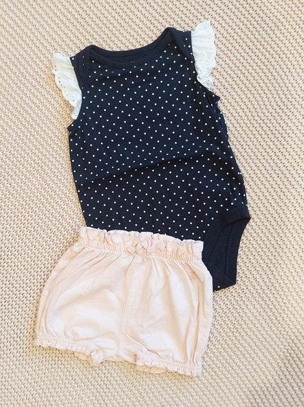 Mignonnes petites shorts Baby Gap 12-18 mois