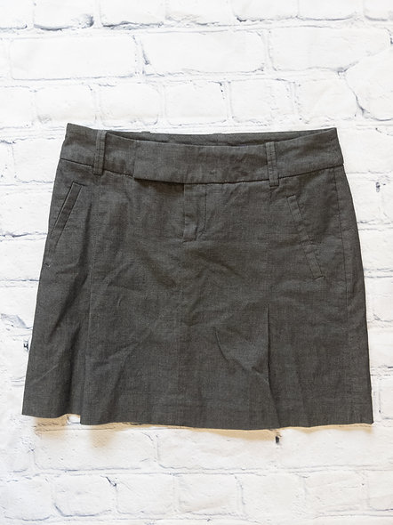 Jupe gris Mexx taille 34