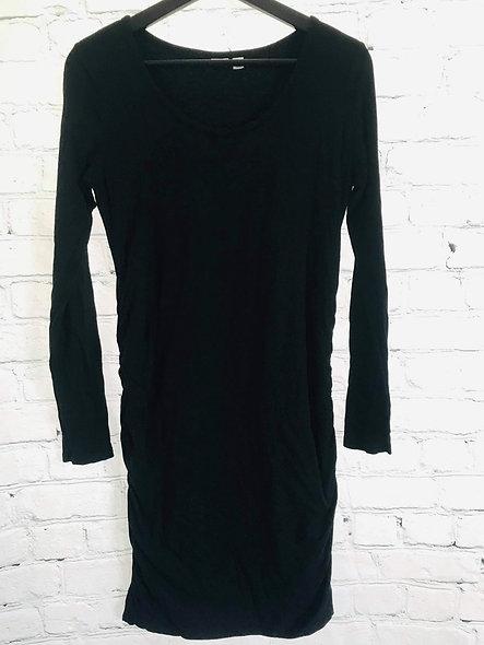 Robe noire classique maternité Gap xs