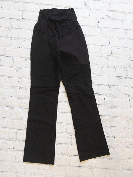Pantalons noirs maternité small
