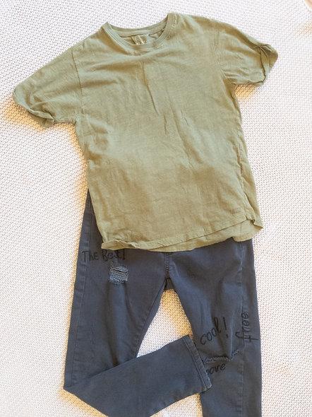 T-shirt Zara garçon Medium