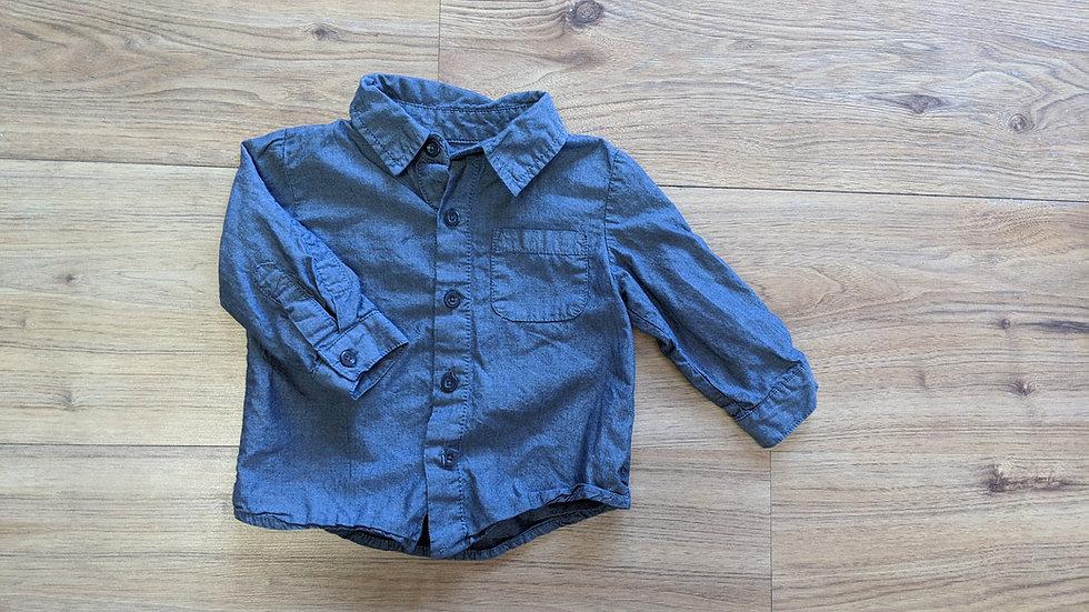 Chemise style jeans Joe Fresh 6-12 mois