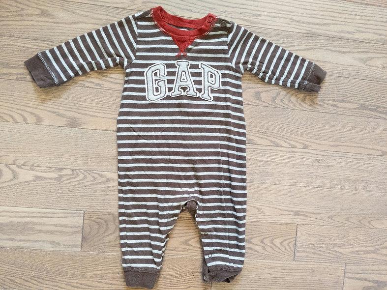 Pijama Baby Gap 6-12 mois