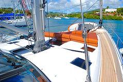 Voilier en Guadeloupe