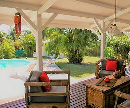 Villa Taïs en Guadeloupe