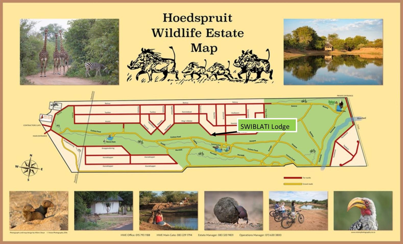 La réserve de Hoedspruit Wildlife Estate
