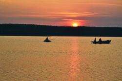 озеро Биды. рыбалка