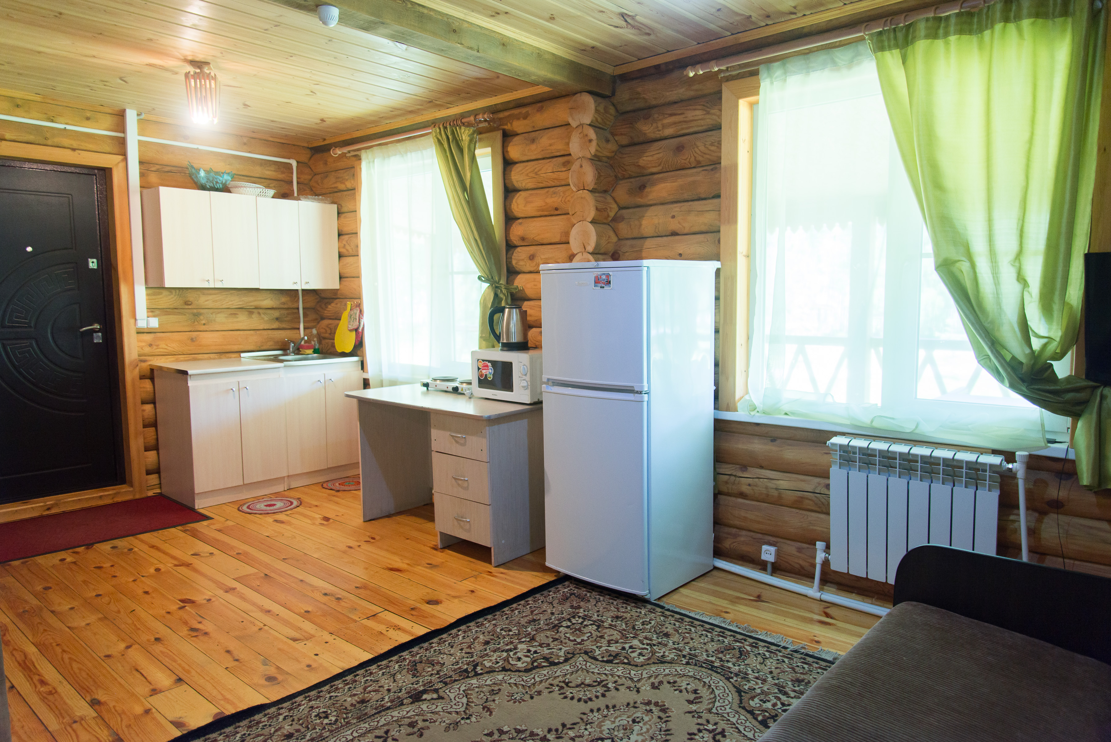 гостиная, кухня 1 этаж