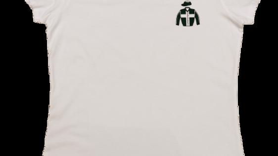 Women's T-Shirt -Navy Blue or White