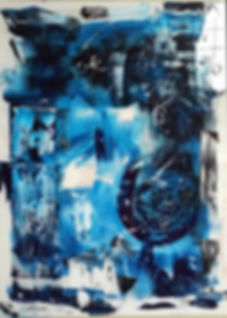 Damn Right I Got The Blues, 30x40,.jpg