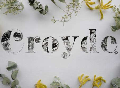 Custom Word Illustration