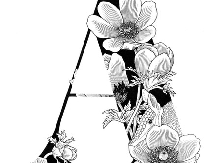 Illustrated Initials