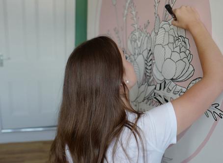 Murals for Selina Birmingham