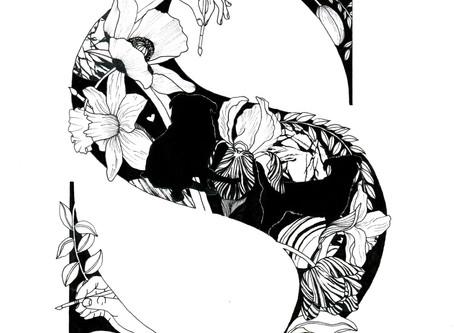 Custom Letter Illustration