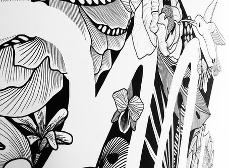 Studio Mural