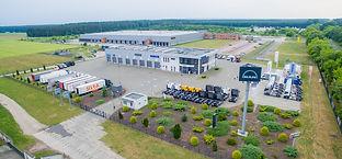 GSC Gibas Service Center Oddzał Motaniec k. Szczecin
