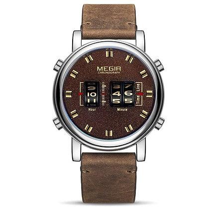 MEGIR 2137 SILVER
