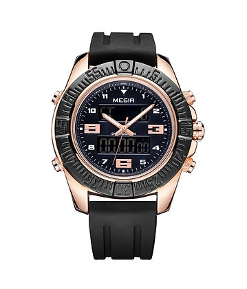 MEGIR 2038 ROSE GOLD
