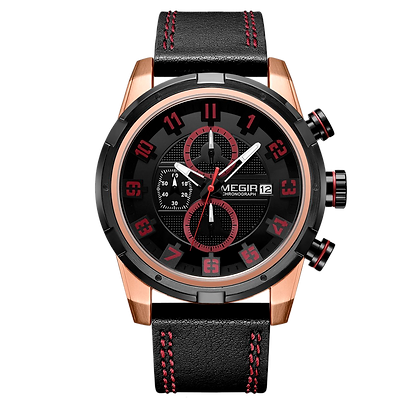 MEGIR 2082 ROSE GOLD