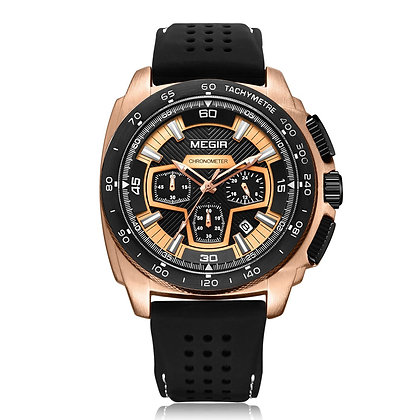 MEGIR 2056 ROSE GOLD
