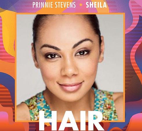 Prinnie as SHEILA