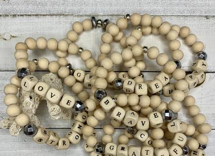 EWD name bracelets