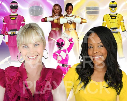 Pink and Yellow Fun (Autographed)
