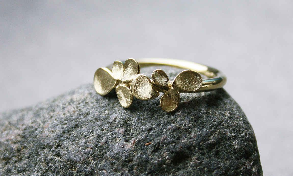 """Ring """"Frühlingsbrise"""""""