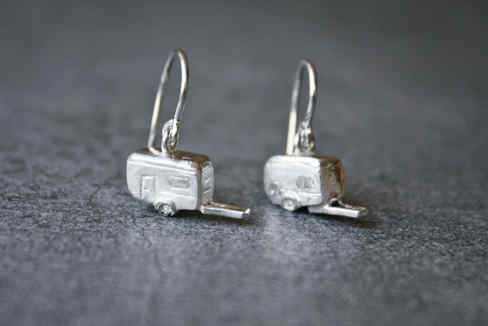 Campingwagen Ohrhänger