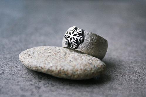 Schneeflocken - Ring