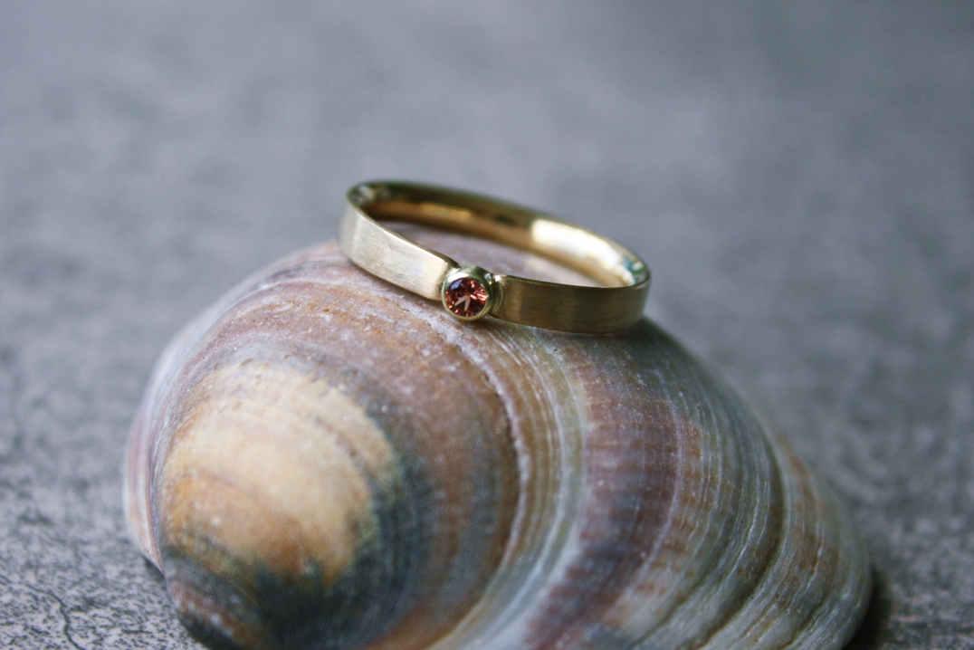 """Safir - Ring """"Orient"""""""