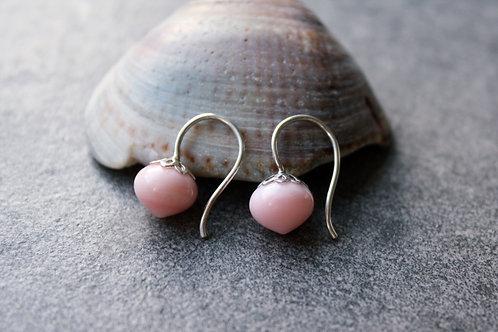 """Ohrhänger """"Pinker Opal"""""""