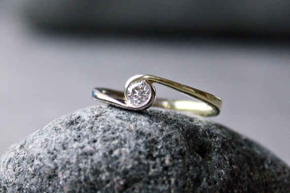 """Bicolor - Ring """"Duett"""""""