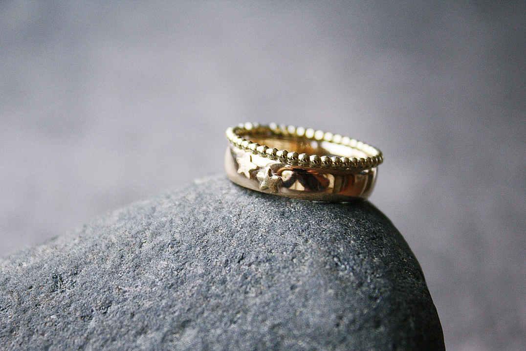 """Ring """"Sternklar"""""""