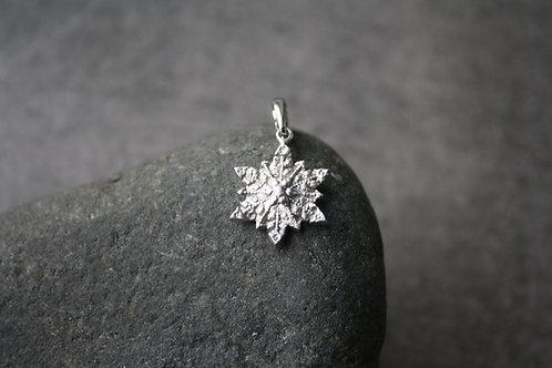 Clip Edelweiß / Schneeflocke