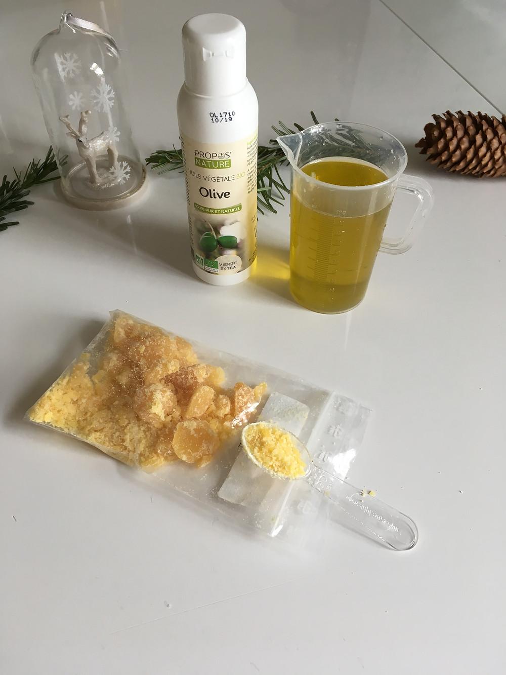 produits pour liniment