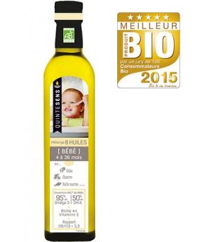 huile quintesens bébé