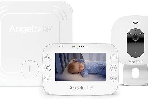 Angelcare- Babyphone Vidéo avec Détecteur de Mouvements