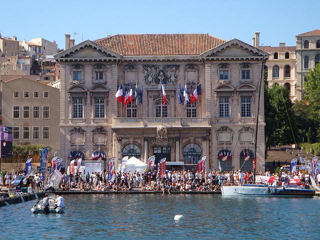 Tour Voile à Marseille en 2009