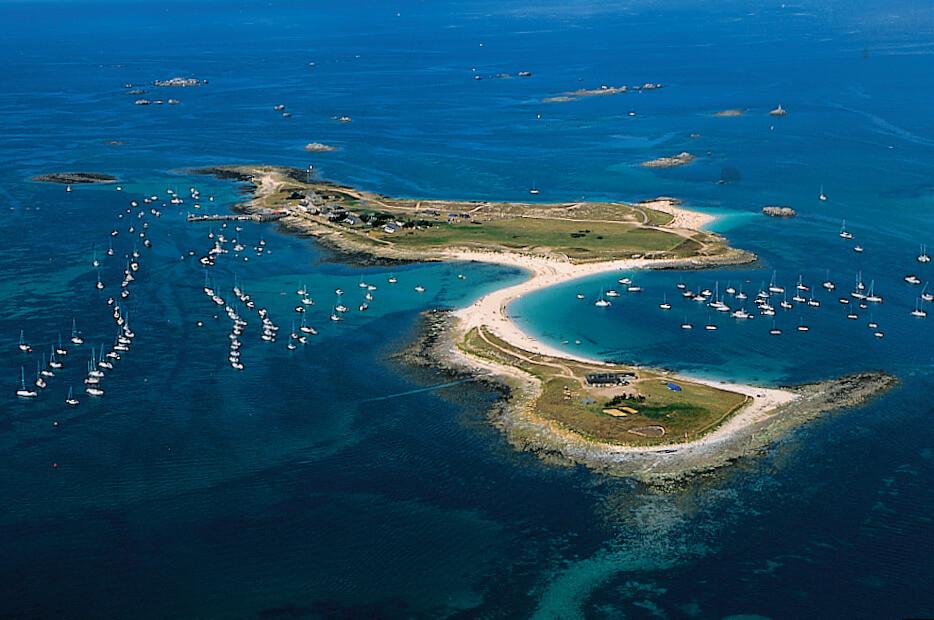 archipel des glenans