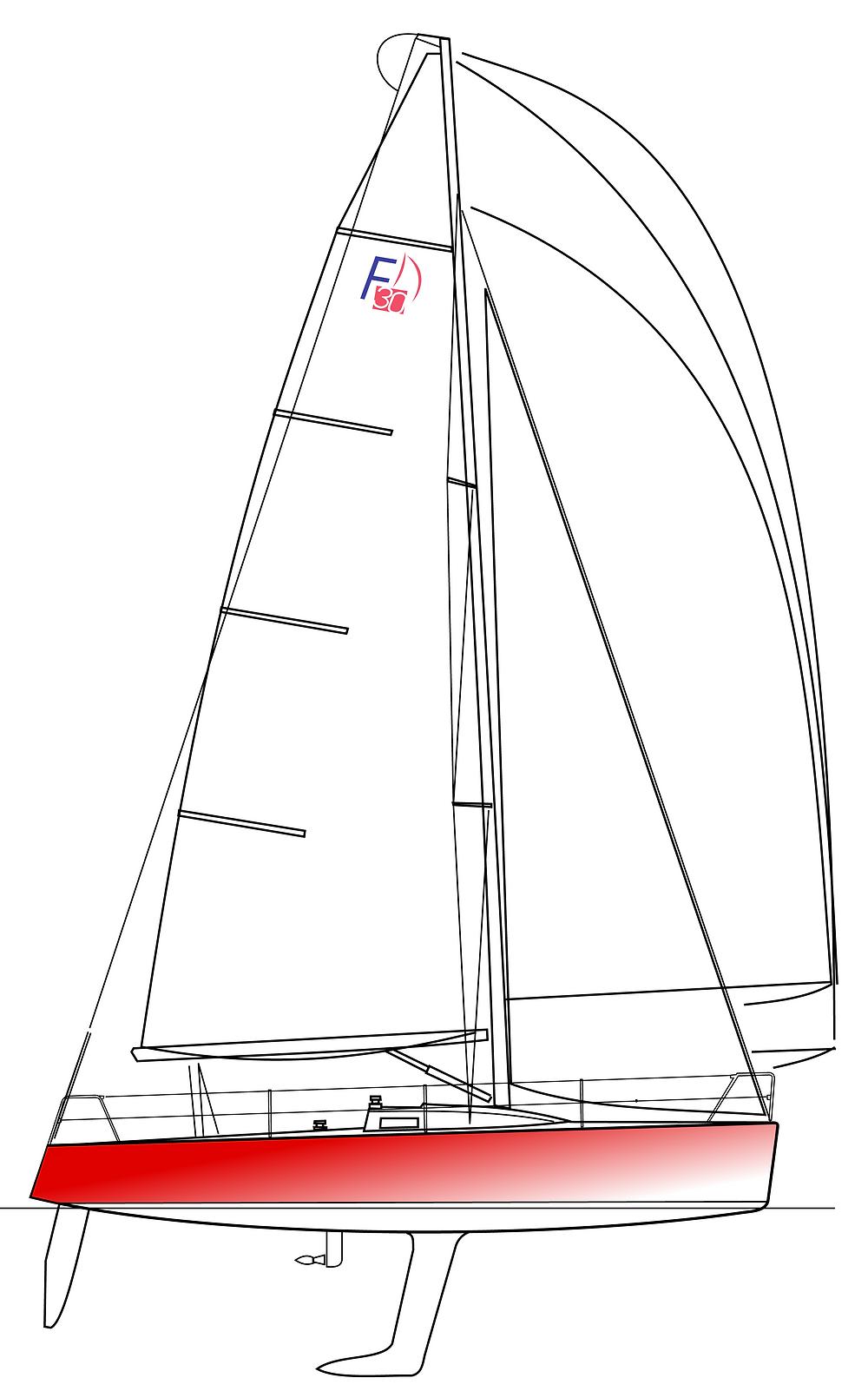 voilier Farr 30