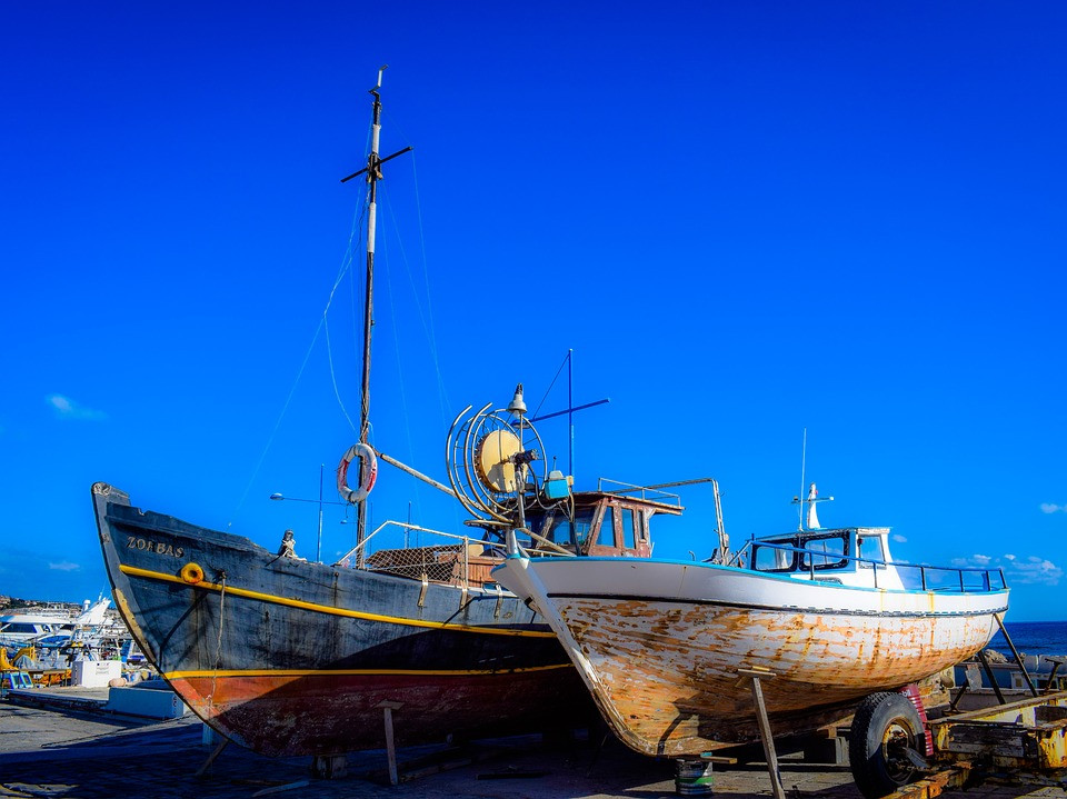 reparation bateau