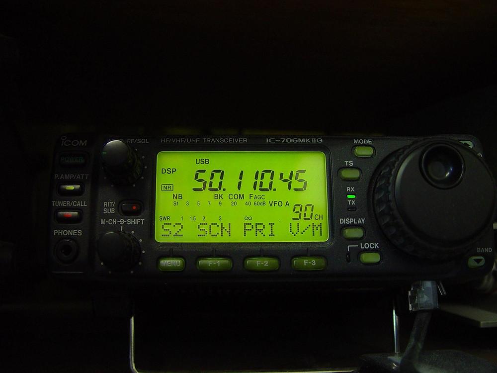 radio vhf bateau