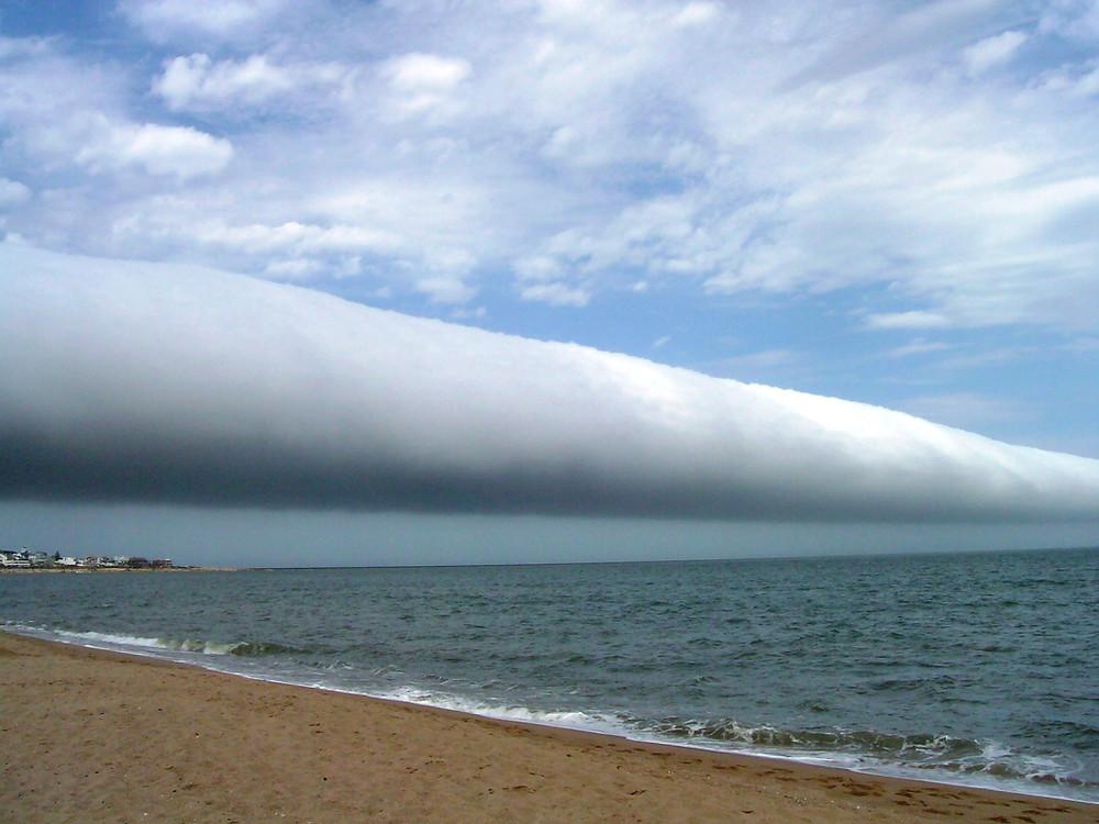 nuage en rouleau janvier 2009