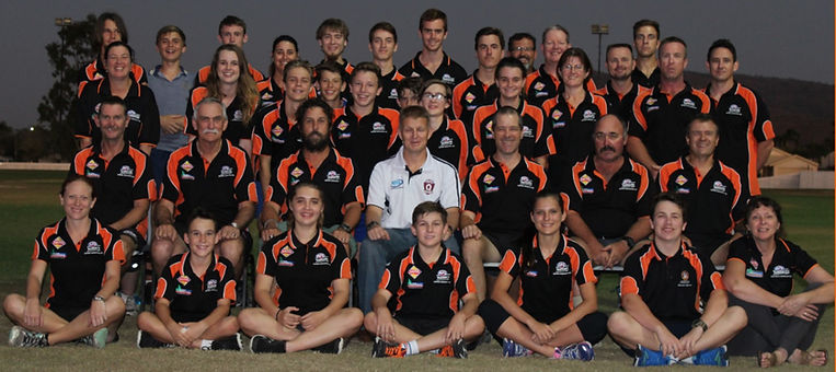 AFLTUA Team Photo 2015