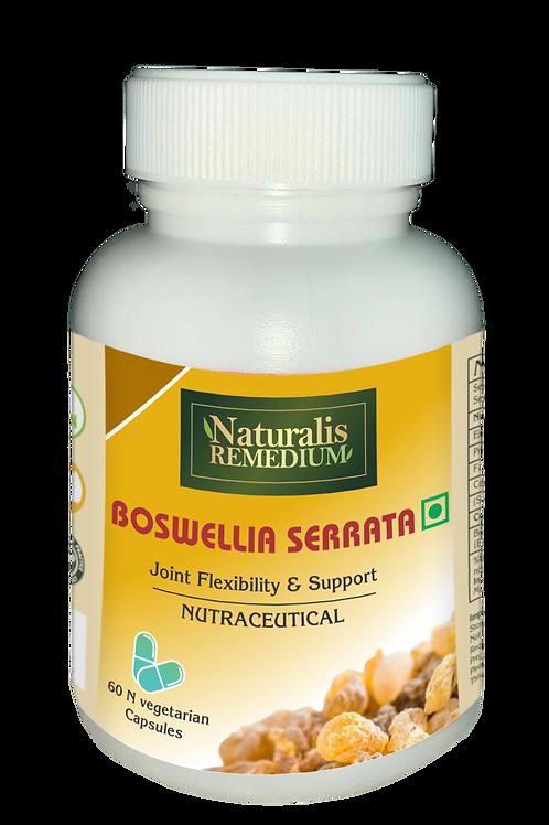 Naturalis Remedium Boswellia 250 mg 60 Capsules