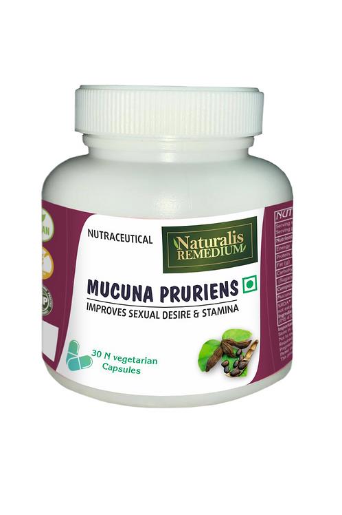 Naturalis Remedium Mucuna Pruriens 500 mg 30 Capsules