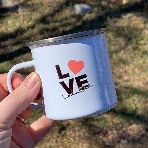 Love Boonton 12 oz Camper Mug